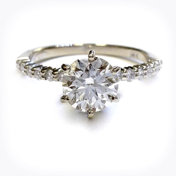 Handmade Engagement Ring R. Hollander Collection #4